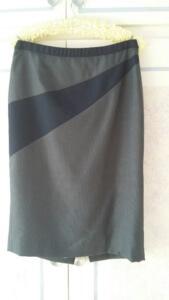 Skirt Result of Finishing Off
