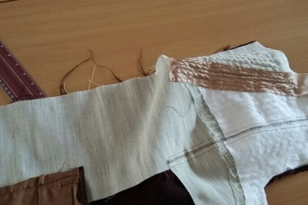 Tailoring Interlinings.
