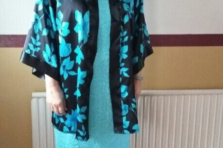 Wrap or Kimono?