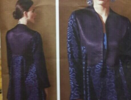 Zandra Rhodes Pattern