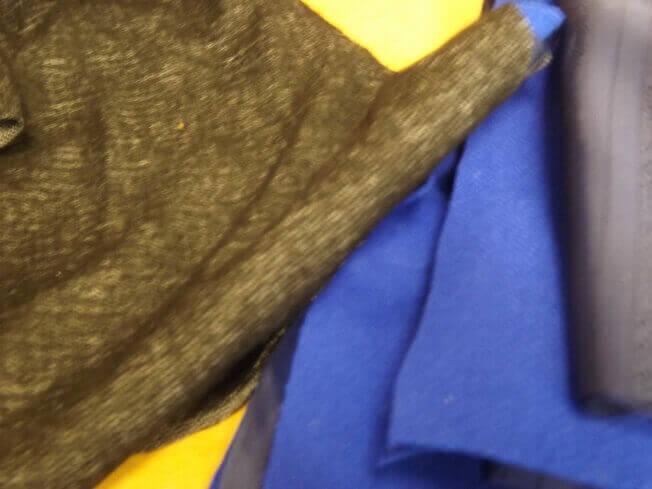 Coat materials 2 small