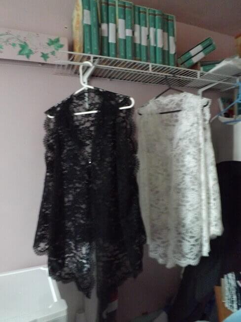 Lace Waistcoats 1