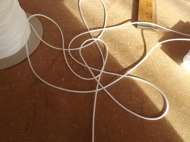 Piping cord small