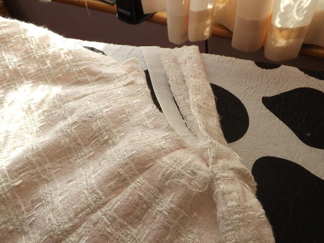 Skirt alteration