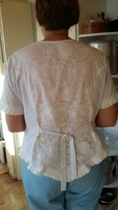 Wendy Blouse back