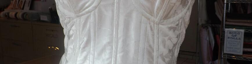 'True' Couture Corselette