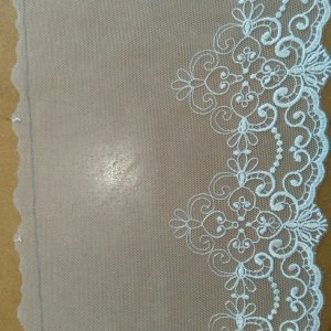 Embrodery Lace